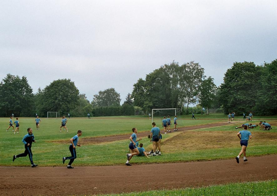 »Kollektives Individuum / Dt. Sportabzeichen« (2006)