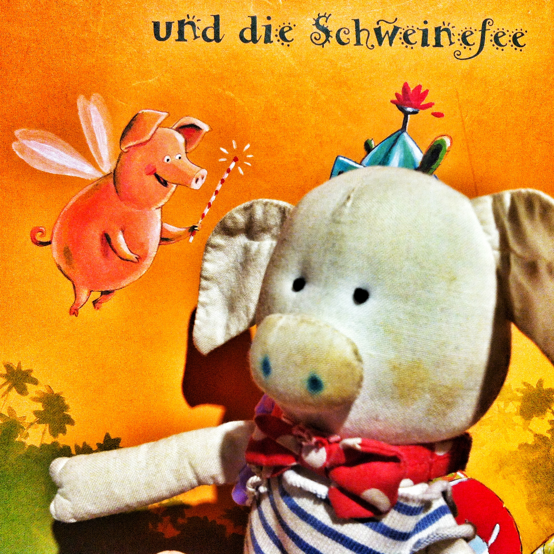 Schweinchen und die Schweinefee
