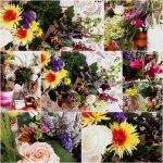 Blumenglückwünsche