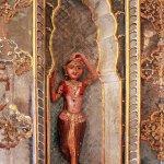 Tänzerin. Junagarh Fort, Bikaner. Fotocollage, 60x80 C-Print, matt