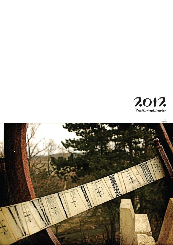 Postkartenkalender 2012