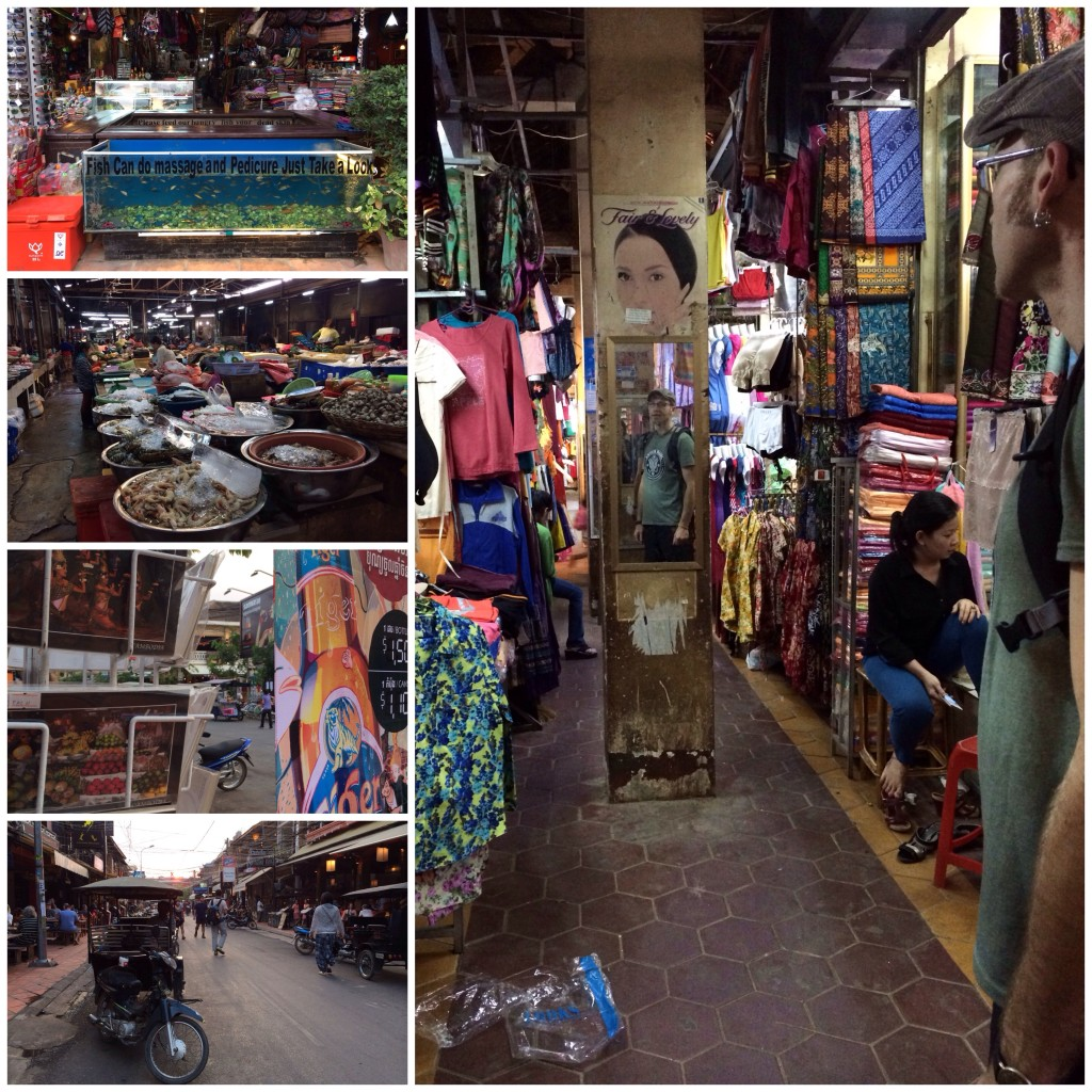 Shoppingtour in Siem Reap. Foto: kiraton.com