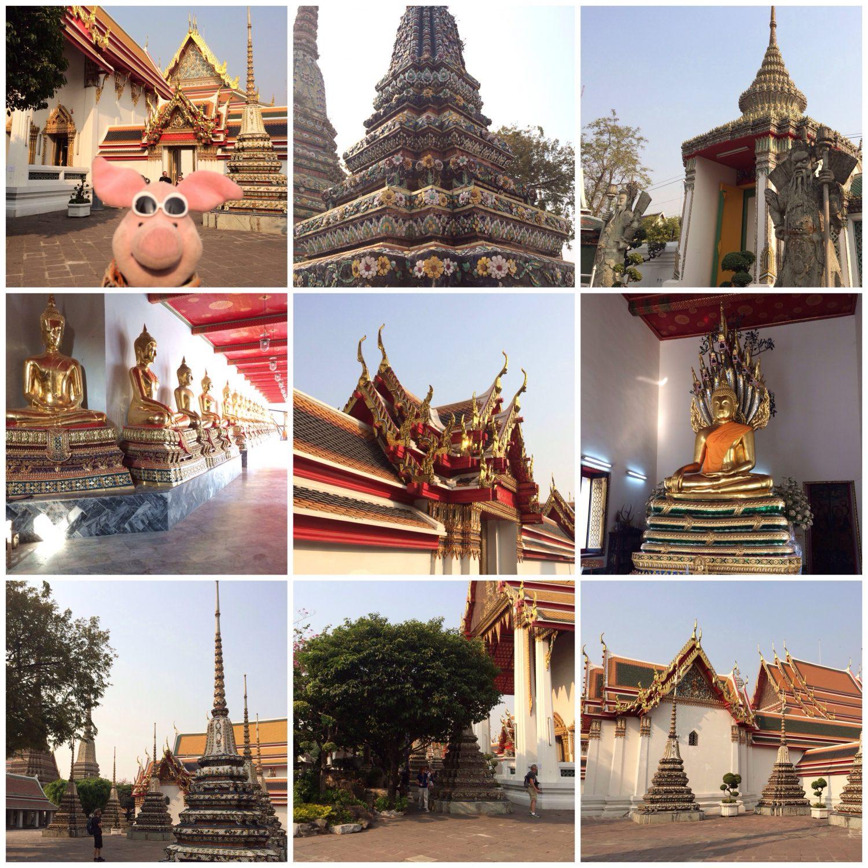 Palastimpressionen, Bangkok.