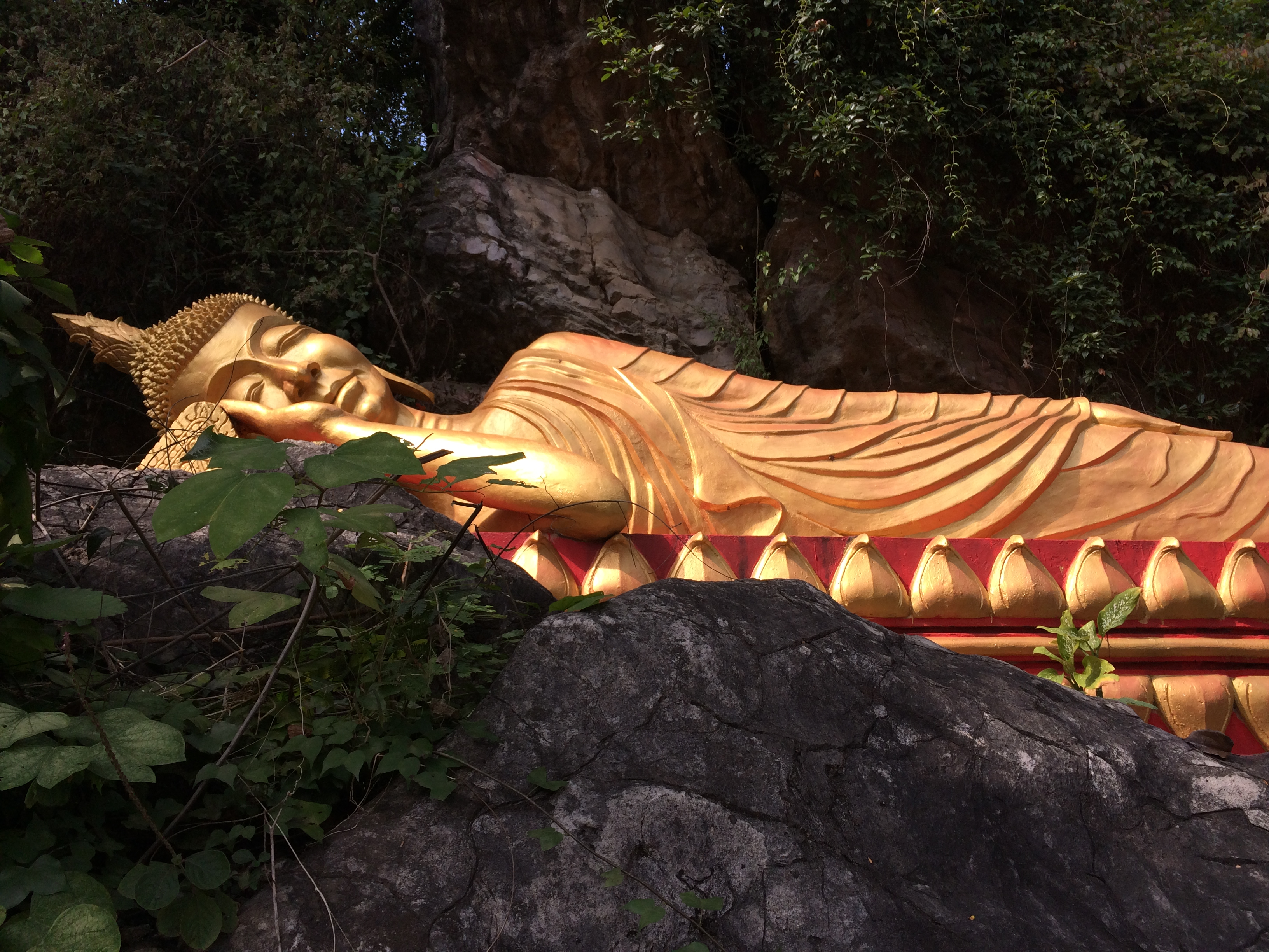 Laos. Vom Essen, Vats & dem roten Kreuz. 08.01.2014
