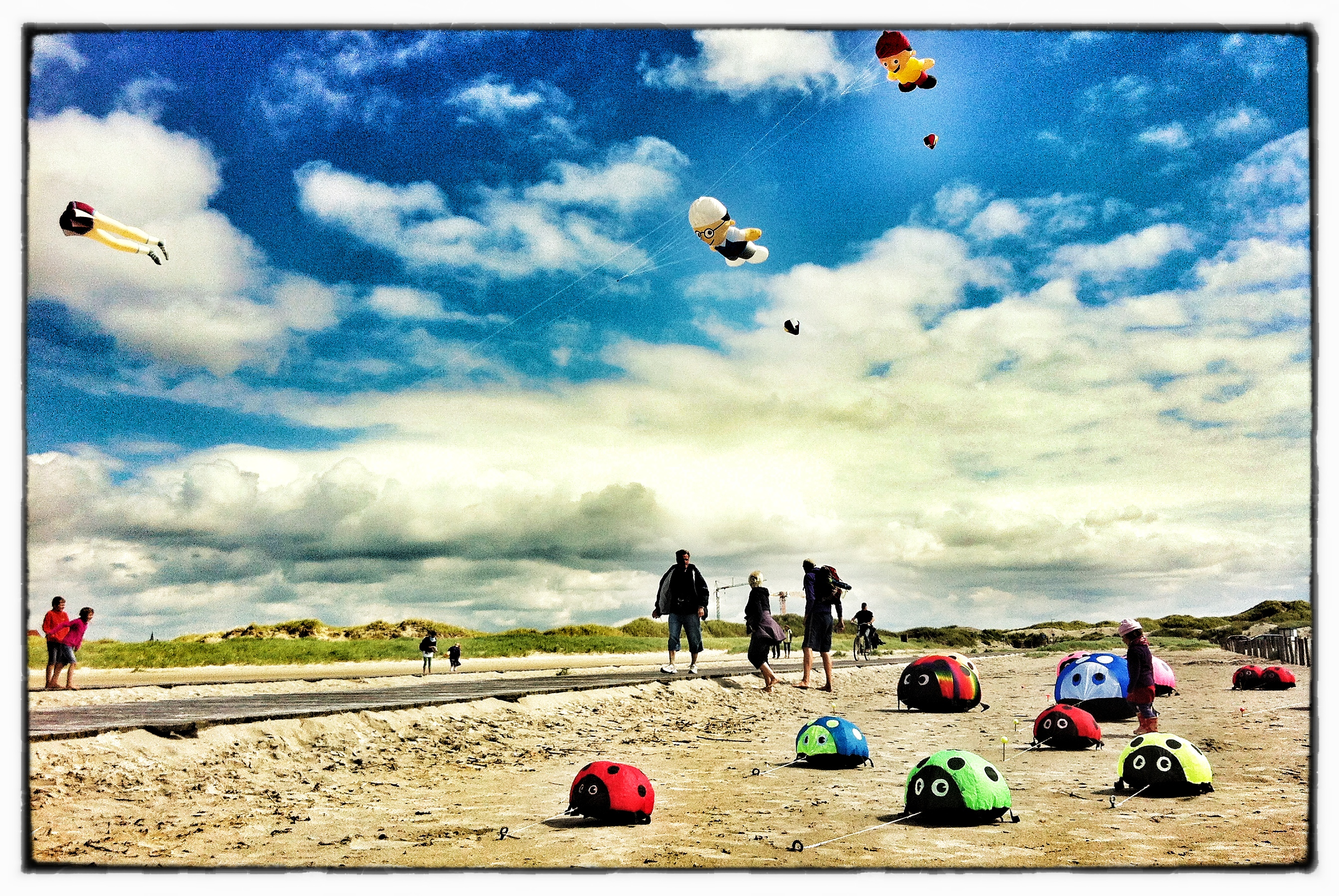 St. Peter Ording, August 2012