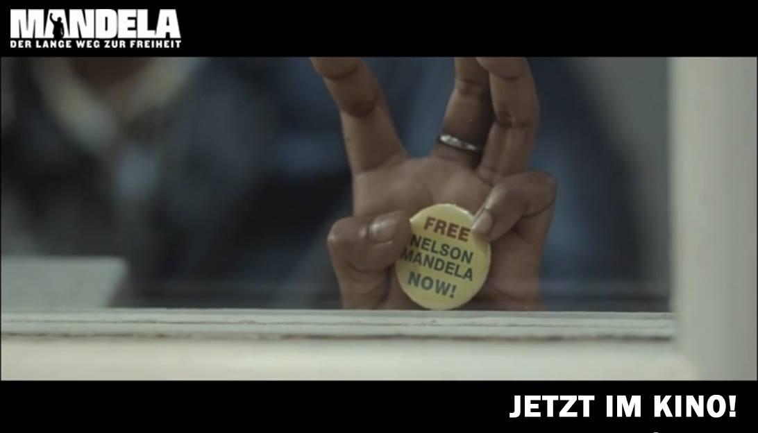 Filmstil MANDELA: DER LANGE WEG ZUR FREIHEIT