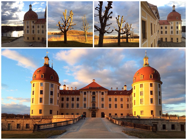 Moritzburg, Sachsen.