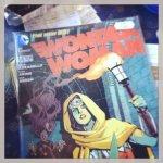 Reading: wonder woman