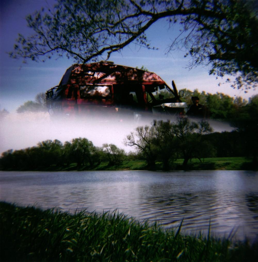 Analoge Fotoentdeckung. Holga, Foto: kiraton.com