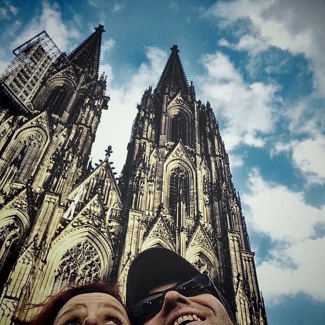 Verlängertes Wochenende in Köln.