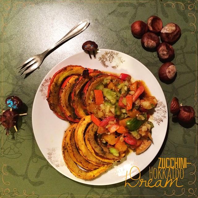 Neu gebloggt: Zucchini-Hokkaido-Traum. http://t.co/bkBjOYi7uv #Hokkaido #Kochen #lecker #Tomaten #vegan #vegetarisch #Zucchini #yummi #tomato #veganfoodshare #fall #foodart #foodporn #veganfoodlovers ##autumninlove #autumn #cook
