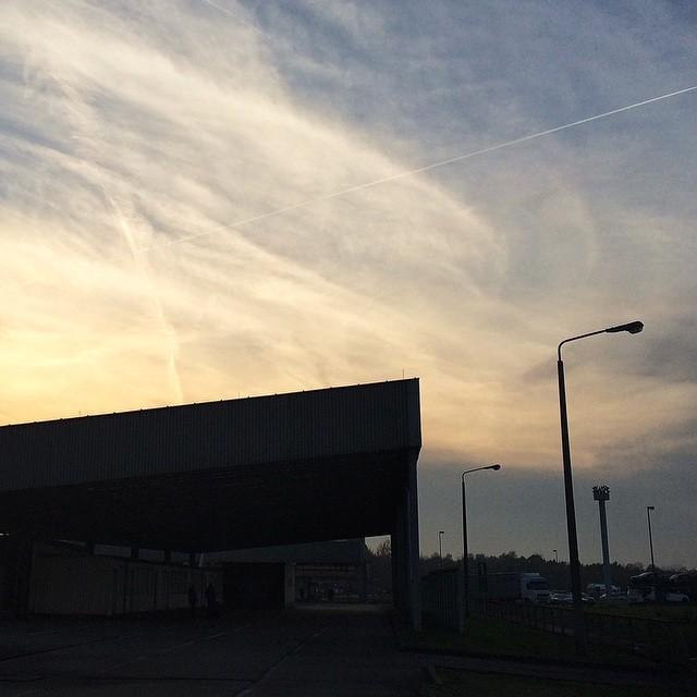 25 Jahre nach dem #Mauerfall: Besuch der #Gedenkstätte #Grenzübergang Marienborn.