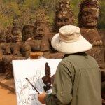 Kalendermotiv: Laos & Kambodscha 048