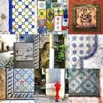Tiles in Lisboa.