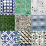 Tiles in Lisboa. IV