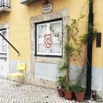 In the streets of Lisbon: Castelo, Lisboa, Portugal