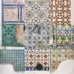 Tiles in Lisboa. II