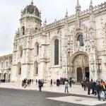 Mosteiro dos Jerónimos. Lisboa, Portugal.