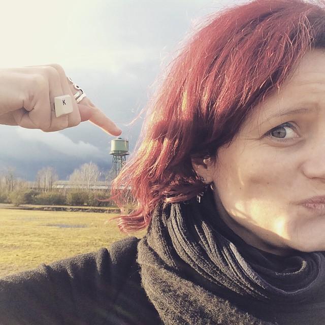 #toptipping den Wasserturm der Jahunderrhalle Bochum.
