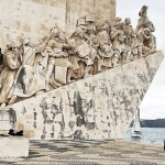 Monument to the Discoveries. Lisbon. Portugal