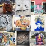 Streetart in Lisbon.