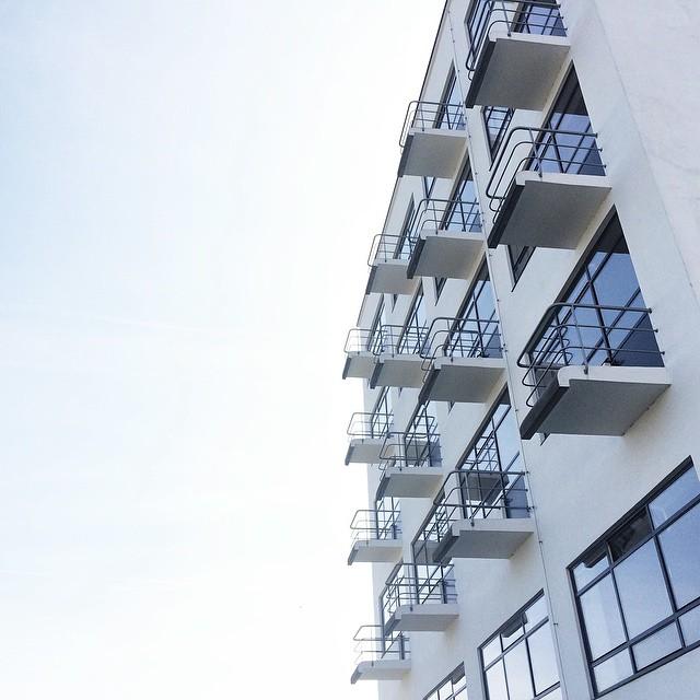 Visit Bauhaus Dessau.