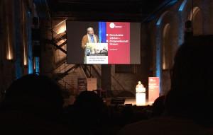 Benjamin Barber - Eröffnungsvortrag 13. Bundeskongress Politische Bildung