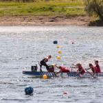 1. Benefiz-Cup gegen Kinderarmut am Salbker See II im Rahmen des 15. Magdeburger Drachenbootfestivals