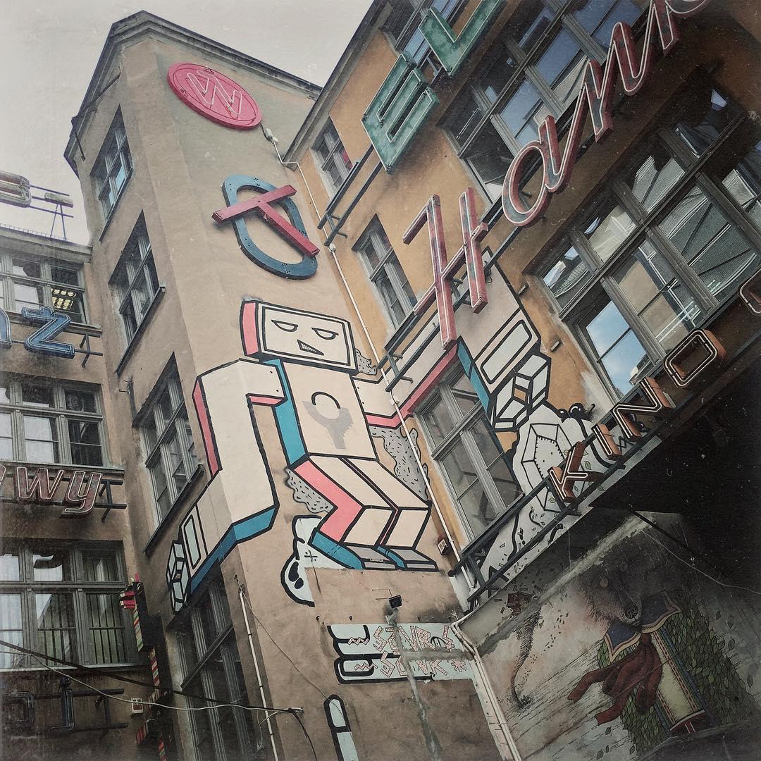 Open Air Streetart Galerie.