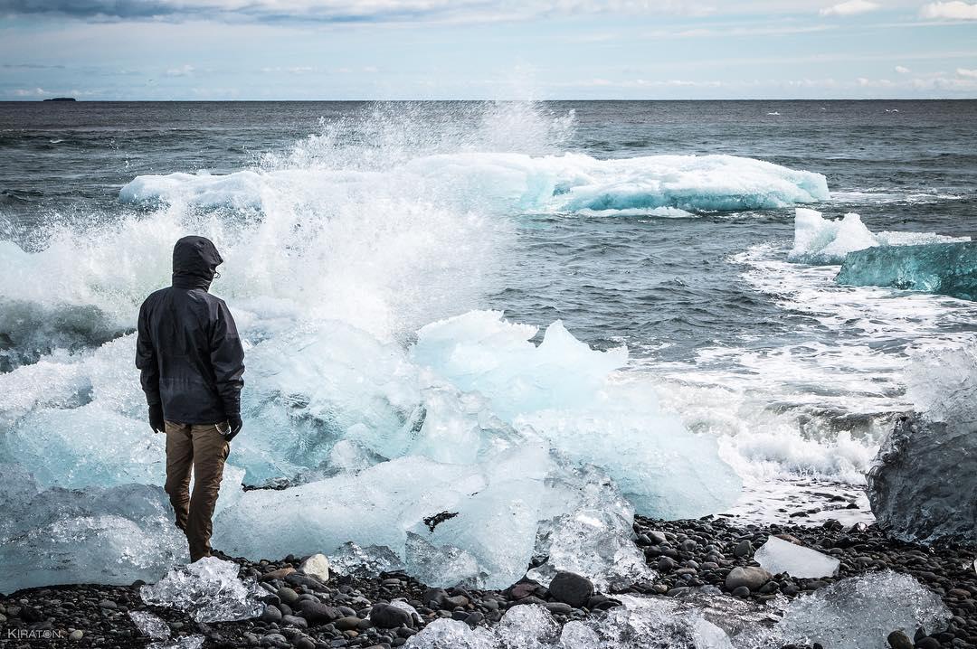 """""""Wer die Gefahr fürchtet, ist immer in Gefahr."""" [isländisches Sprichwort]"""