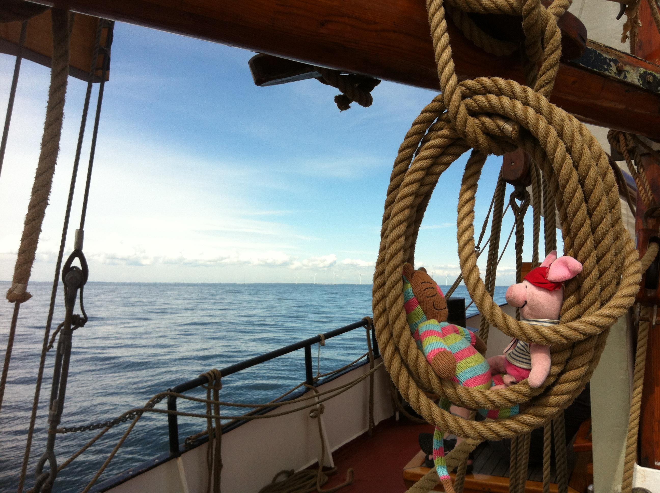 Segeln mit der Amazone. Foto: kiraton.com