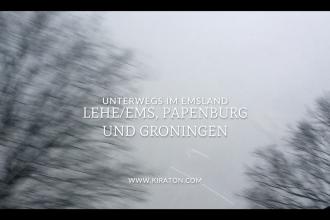Unterwegs im Emsland | Silvester 2015/2016.