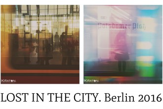 Lost in the City. Berlin 2016