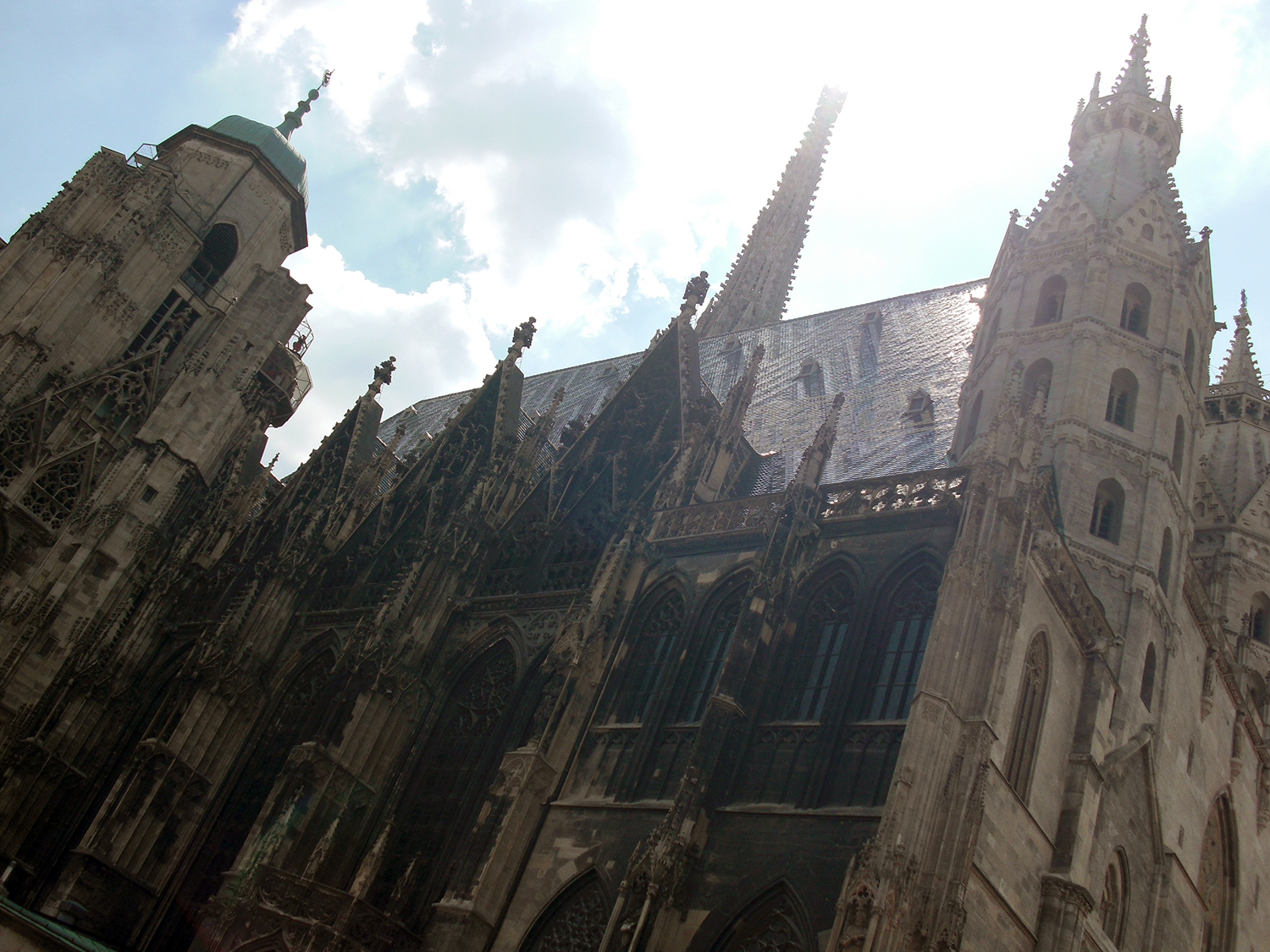 Stephansdom in Wien. Foto: Laura S.