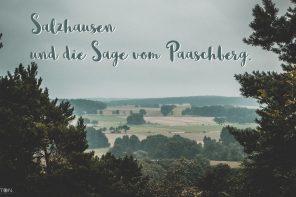 Titelbild Salzhausen und die Sage vom Paaschberg.