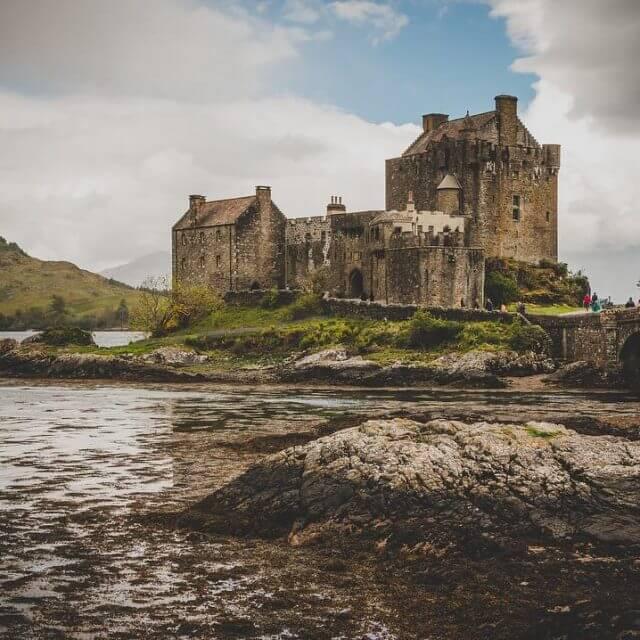 Eileen Donan Castle  kiratonscotland kiratontravel scotland eileendonancastle Continue Readinghellip