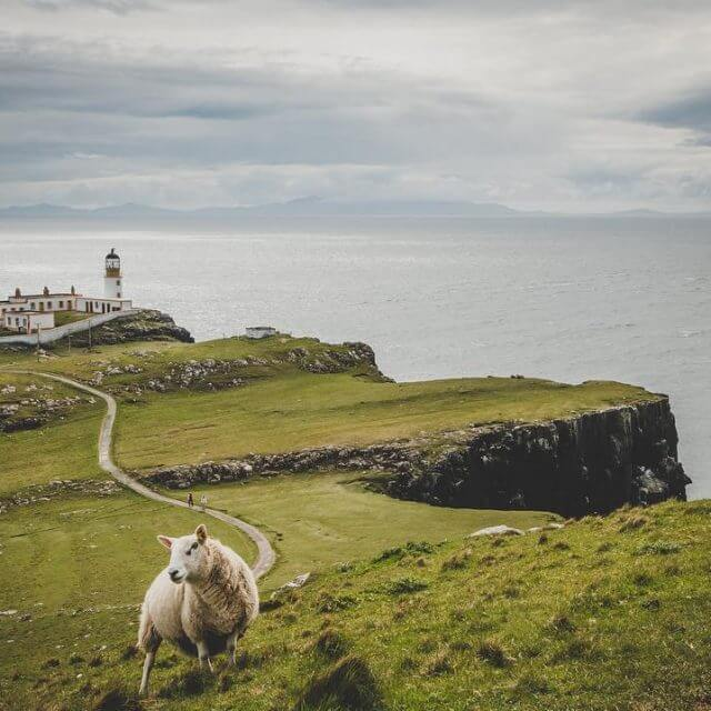 Visit the mysterious Neist Point on Skye  and yeshellip